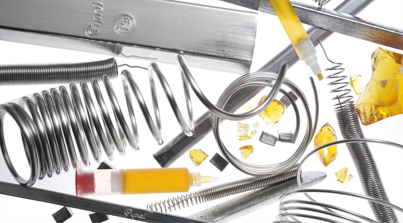 A leading manufacturer of soldering alloys for over 34 years